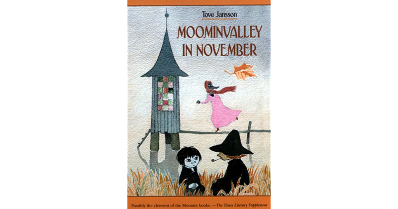 Moomin valley in november